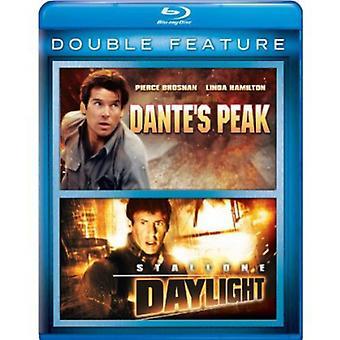 Dante's Peak/Daylight [BLU-RAY] USA import