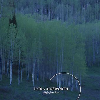 Lydia Ainsworth - Right From Real [CD] USA import