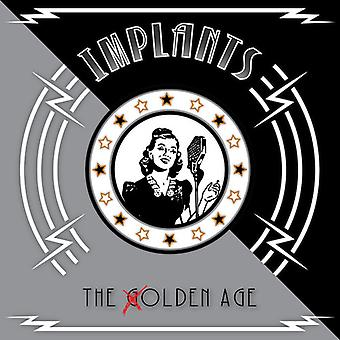 Implants - Olden Age [Vinyl] USA import