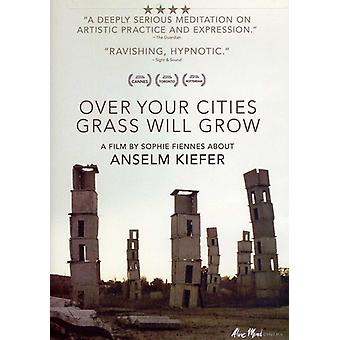Over Your Cities Your Grass Will Grow [DVD] USA import