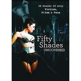 50 Shades Uncovered [DVD] USA import