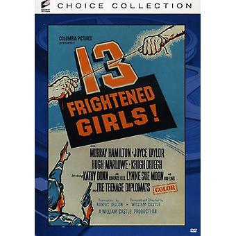 Importer des 13 filles peur [DVD] é.-u.