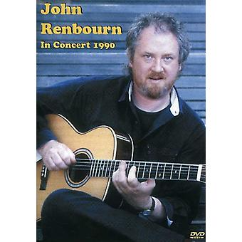 John Renbourn - i konsert 1990 [DVD] USA import