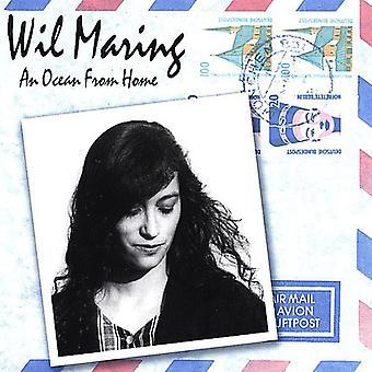 Wil Maring - importação EUA oceano From Home [CD]