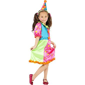 Clownkostüm Clown Kleid Kinderkostüm