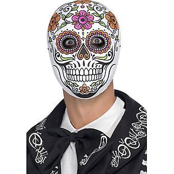 Maschera di ossa se±or