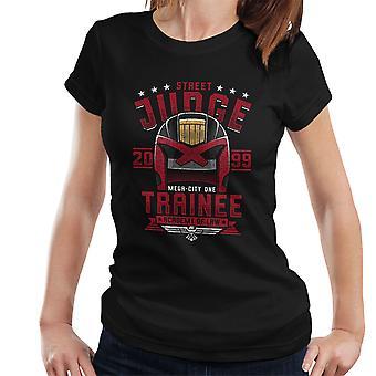 Straat rechter stagiair Women's T-Shirt