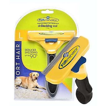 FURminator voor honden korte-haar grote