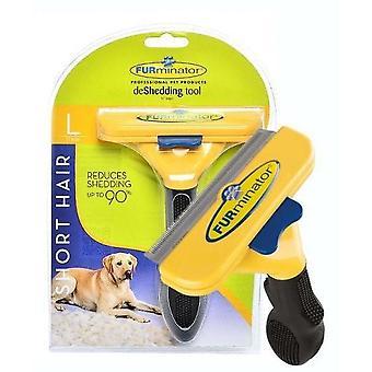 FURminator for Dogs Short-Hair Large