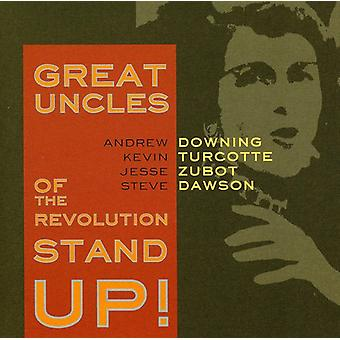 Great Uncles of the Revolution - Stand Up! [CD] USA import
