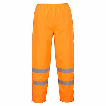 sUw - Hi-Vis Safety Breathable Workwear Trousers