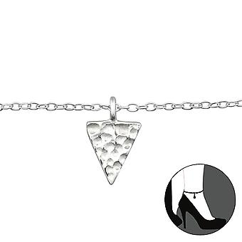 Triunghi-925 Sterling Silver anklets-W27655X