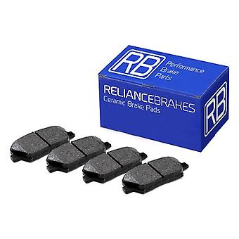 Centric (301.04760) Brake Pad, Ceramic