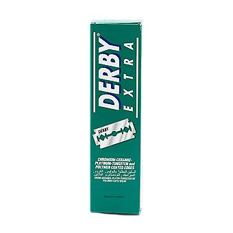 Derby Extra Double Edged Razor Blades (100 Blades)