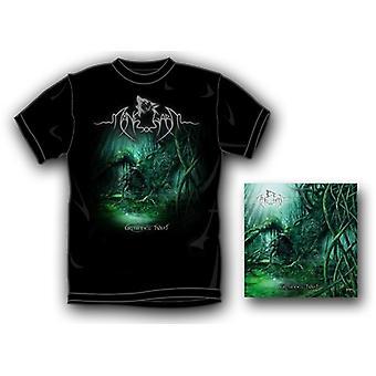 Manegarm - Urminnes Havd (T-Shirt L) [CD] USA import