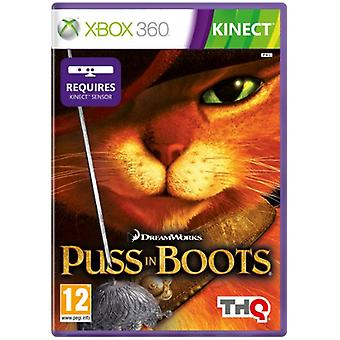 Puss in Boots - Kinect (Xbox 360) - Factory Sealed