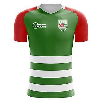 2018-2019 Abchazien Hem Concept fotbollströja