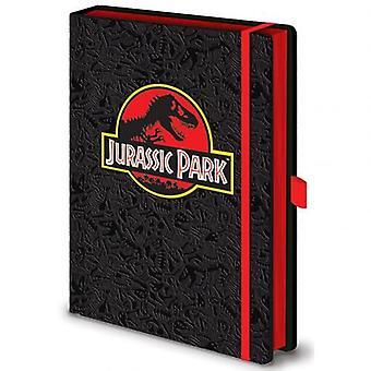Jurassic Park Premium Notebook
