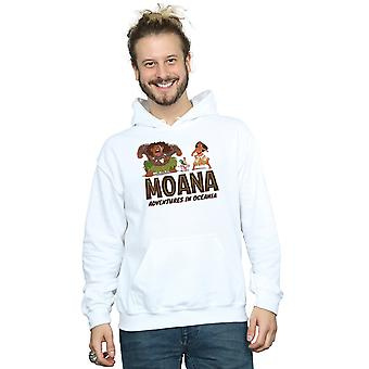 Disney Men's Moana Adventures in Oceania Hoodie