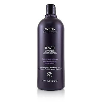 Aveda Invati Advanced Thickening Conditioner - Solutions For Thinning Hair Reduces Hair Loss - 1000ml/33.8oz