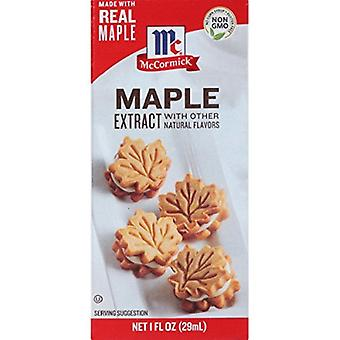 McCormick Maple extract 2 flacon Pack
