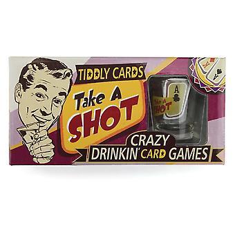 Cheatwell giochi Take A Shot-giochi di carte * * *