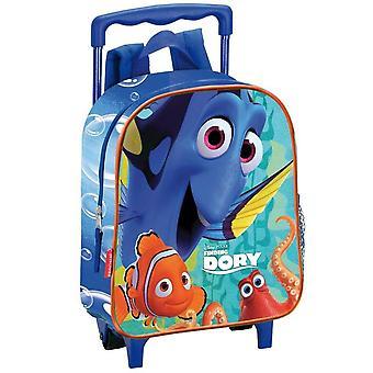 Dory and Nemo Disney Pixar Asylum Trolley backpack