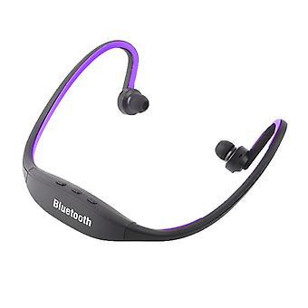 Bluetooth fejhallgatók-Sportversion-Purple
