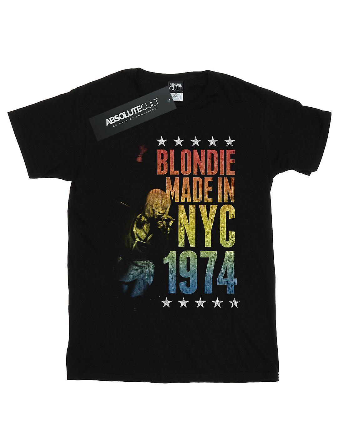 Blondie Men's Rainbow NYC T-Shirt