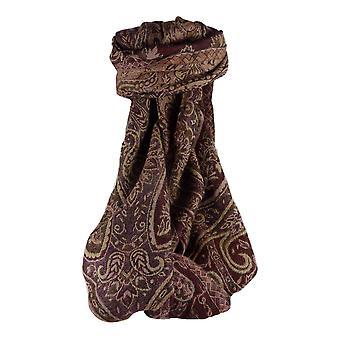 Mens Muffler Scarf 9119 Fine Pashmina Wool by Pashmina & Silk