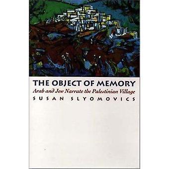 Objektet hukommelse - arabiske og jøde fortælle den palæstinensiske landsby af