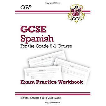 New GCSE Spanish Exam Practice Workbook - For the Grade 9-1 Course (I