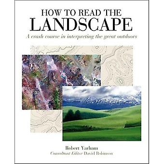 How to Read the Landscape - 9781912217274 Book