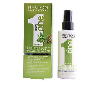 Revlon Uniq één groene thee all-in-een haargroei behandeling 150 Ml voor vrouwen