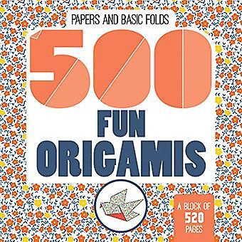 Origamis fun 500