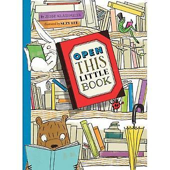 Öppna denna lilla bok