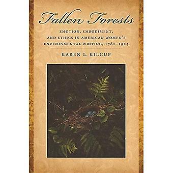 Gevallen bossen