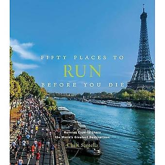 Cincuenta lugares a correr antes de morir
