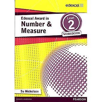Edexcel Award in Number and Measure Level 2 Workbook (Edexcel Mathematics Awards Series)
