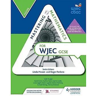 Mastering matematikk for WJEC GCSE: høyere