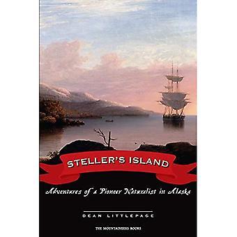 Île de Steller: Adventures of a Naturalist pionnier en Alaska