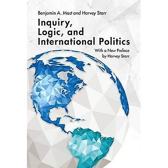 Inquiry, Logic, and International Politics (Studies in International Relations)