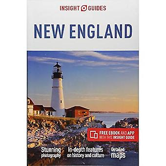 Insight Guides New England (Insight Guides)