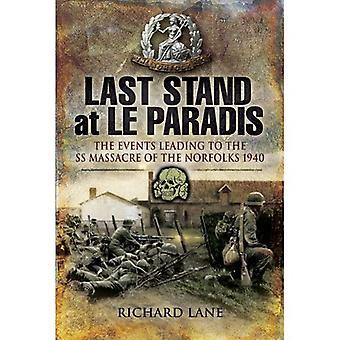 Last Stand presso Le Paradis