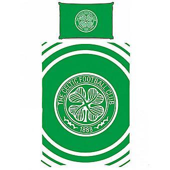 Celtic FC Official Pulse Single Duvet Set