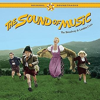 Rodgers, Richard / Hammerstein, Oscar - Sound of Music [CD] USA import