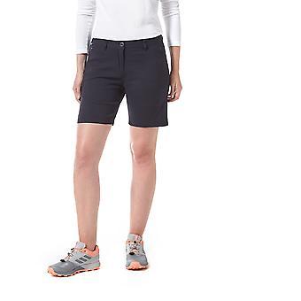 Craghoppers Womens Kiwi Pro lettstelt sommer gå Shorts