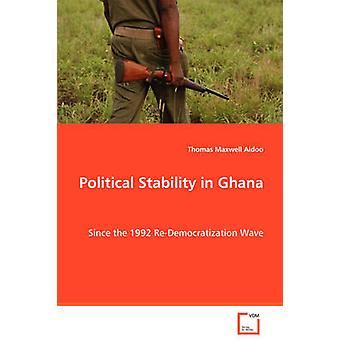 Politisk stabilitet i Ghana af Aidoo & Thomas Maxwell
