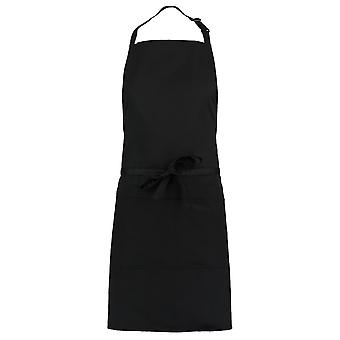 Bargear Unisex Bib Apron With Pocket (Pack of 2)