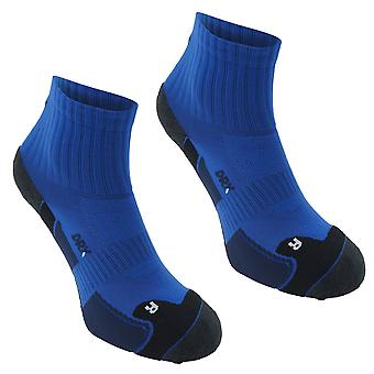 Karrimor Mens Dri piel 2 Pack Running calcetines